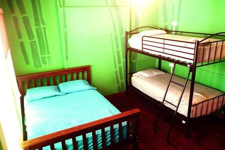Hostel Casa Nativa Panama / Private Room - Panamá