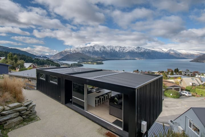 Avalon - Modern Eco Apartment - Queenstown - Daire