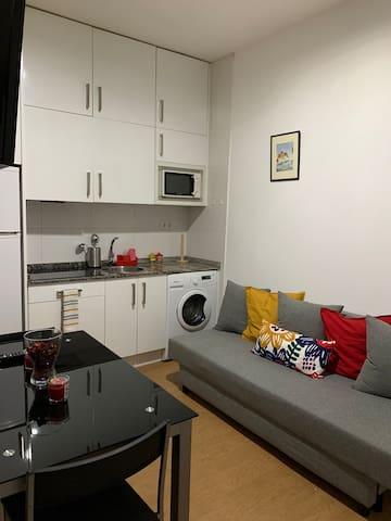 Acogedor Apartamento Lavapies