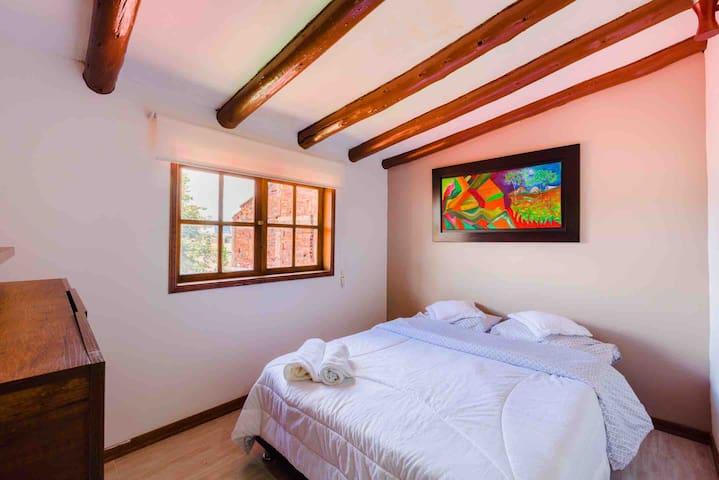 Cálida Habitación -R1- Centro Histórico de Bogota