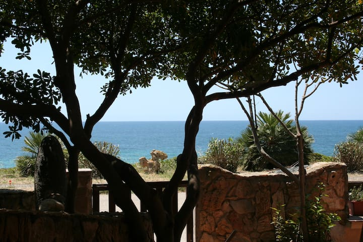 Ground floor with sea view - Cabras - Apartment