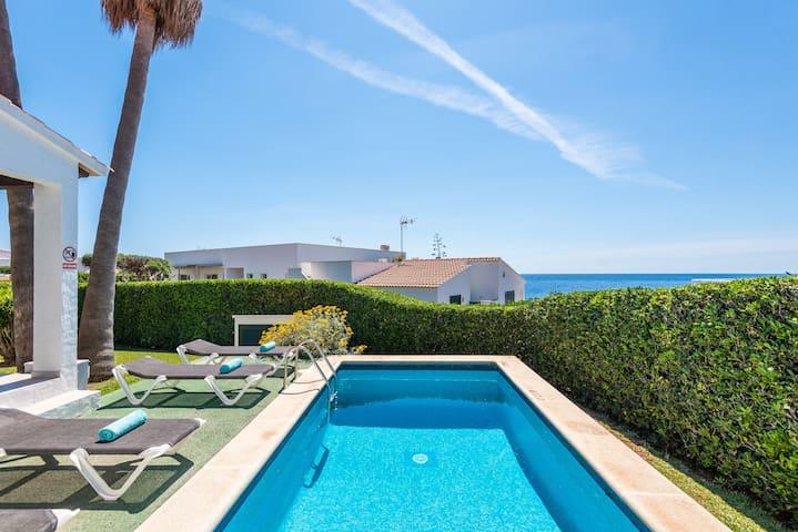 big discounts- Villa Bini Chic❤️pool❤️seaview