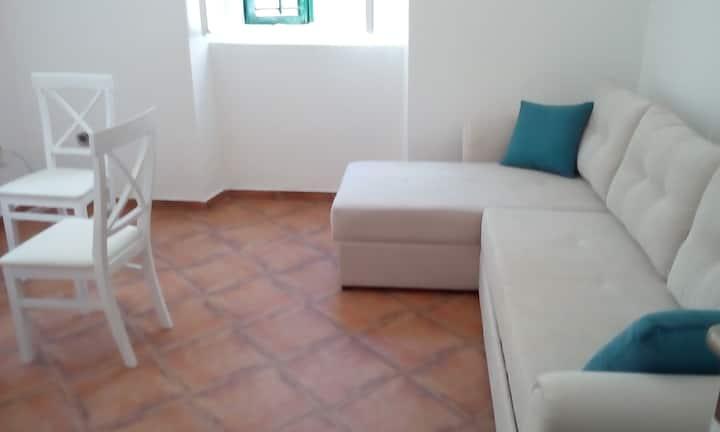 Quiet apartment in Mediterranean style