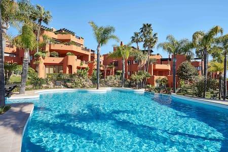 *Lux. Duplex Penthouse by Puerto Banus