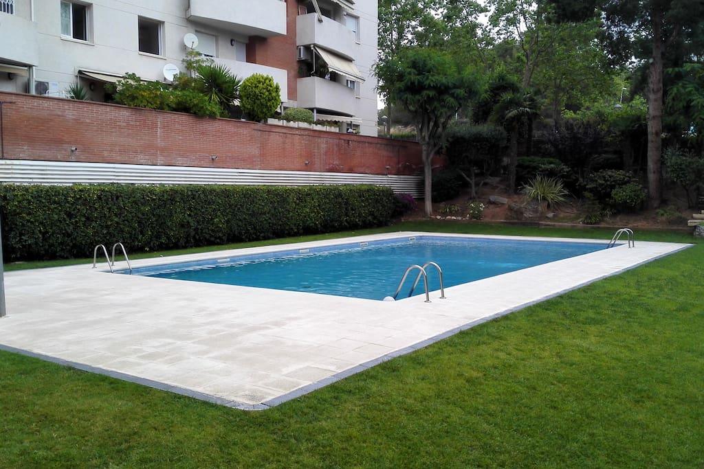 Agradable y Tranquilo Apartamento en Castelldefels - Aptos ...