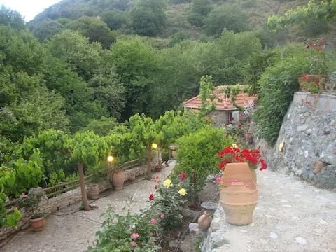 Angela 's River Paradise-Upper Cottage-We zijn terug!