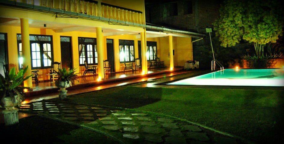 Residence Jasmine - Bentota - Bed & Breakfast