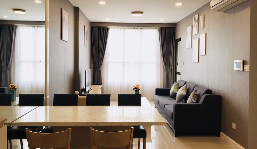[JW Maison]Rooftop SwimmingPool+Riverview+Minimart