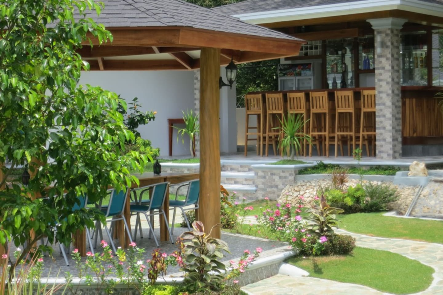garden bungalows room a1 bungalows for rent in siquijor central