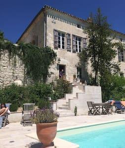 The Appartment, Manoir le Bigourda - Engayrac - Byt