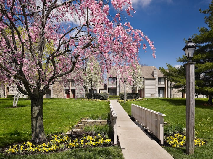 Townhome with Private Entrance| Resort Amenities