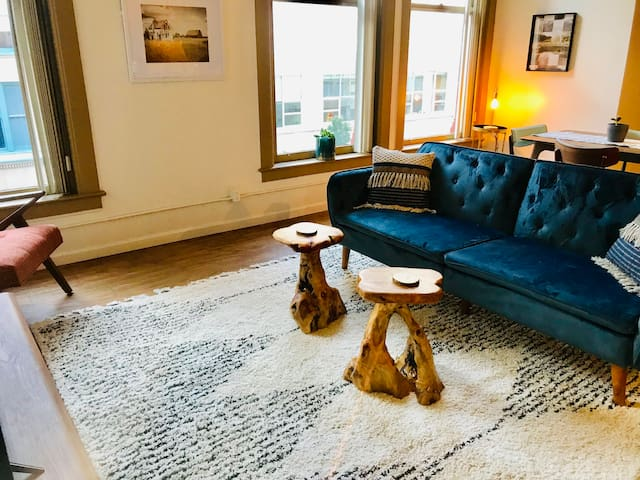 New Cozy Loft in the Heart of Downtown Denver