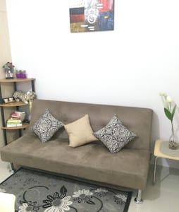 "CoCo ""Comfy Condo"" - Quezon City"