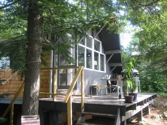 Lakefront Cottage 35 minutes from downtown Ottawa