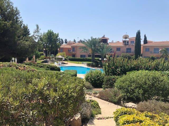 Limnaria Villas - stylish ground floor apartment