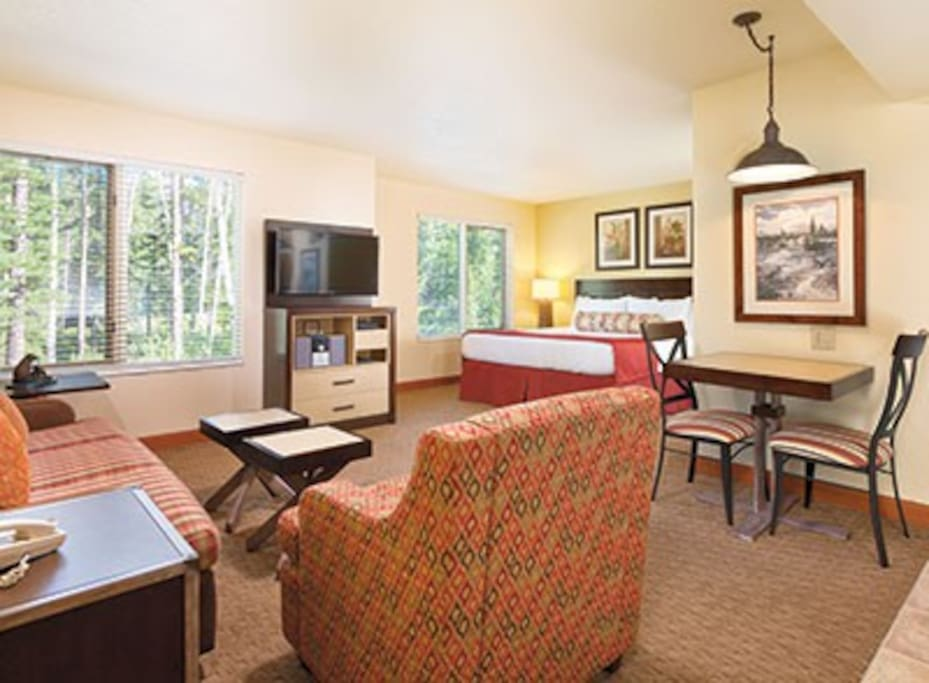 Banff WM Resort Studio-for 2