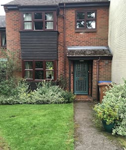 Room to rent in lovely village