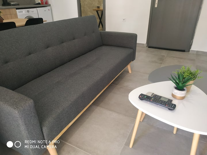 Σύγχρονο διαμέρισμα κέντρου 45τμ