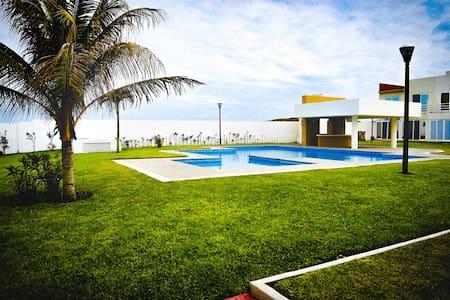 Casa playa riviera veracruzana boca del rio alberc