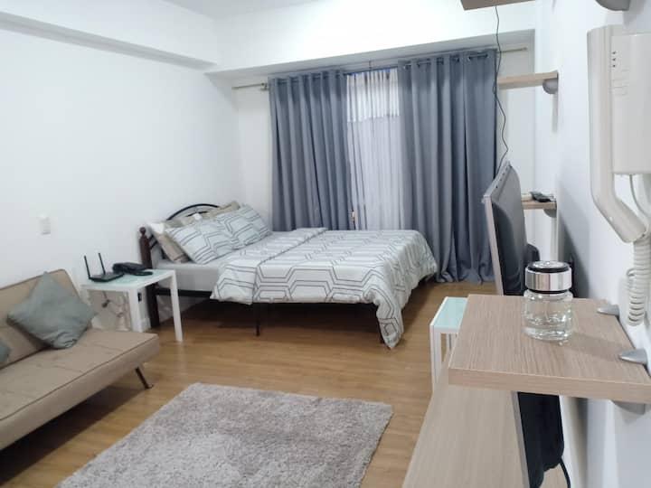 Spacious Fully furnished Ayala Condo in Abreeza
