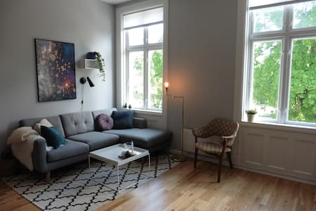 Cosy apartment near everything you want to see - Oslo - Apartamento