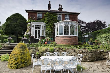 Detached Period House on outskirts of Scarborough. - Scalby - Bed & Breakfast