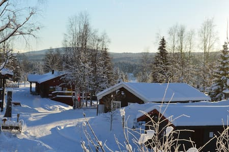Family house 18 beds by the river - Trysil