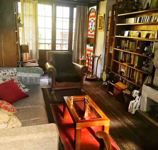 Magical apartment in the heart of La Candelaria