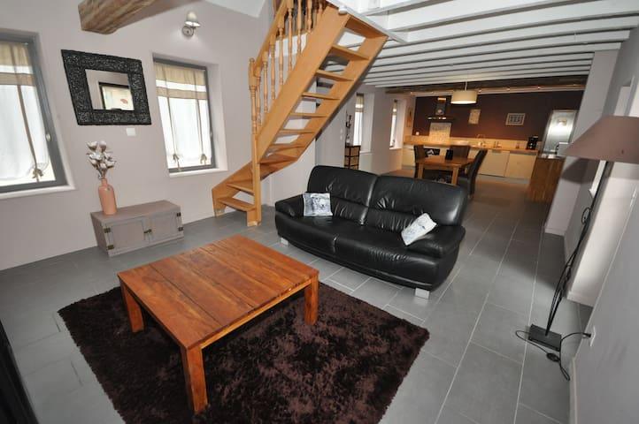 Maison d'hôtes dans les Pévèles (25min Lille)