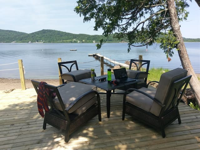 Large room(s) in a house on the Kennebecasis River - Quispamsis