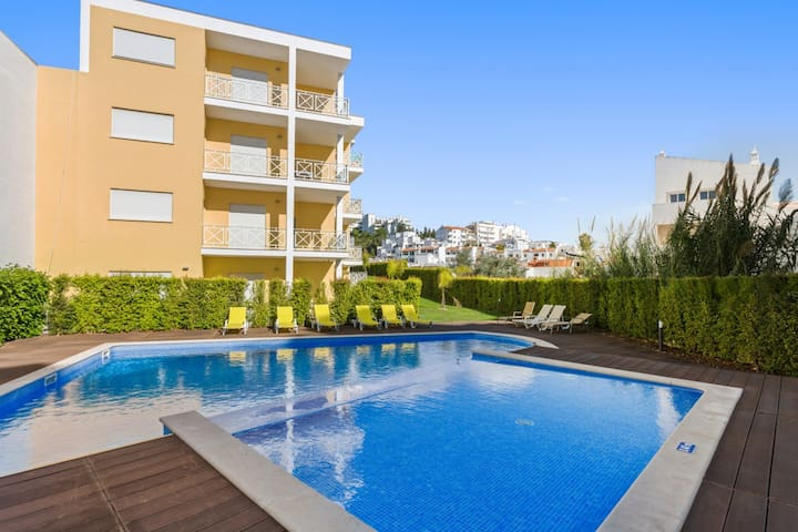 Apartment in Old Town Albufeira, with Pool (GH-BJ)