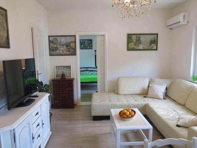 Уютная квартира в Баре с 1 спальней
