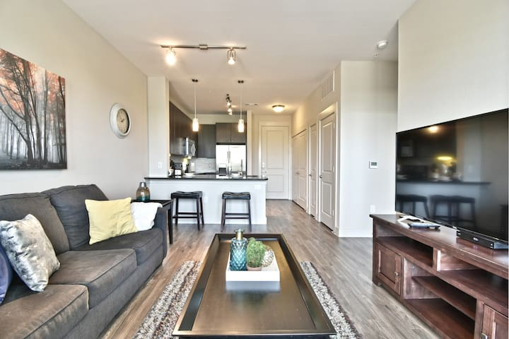 Brand New Luxurious Condo / Long Term Stay