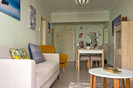 Excellent appartment in the heart of Portimão city