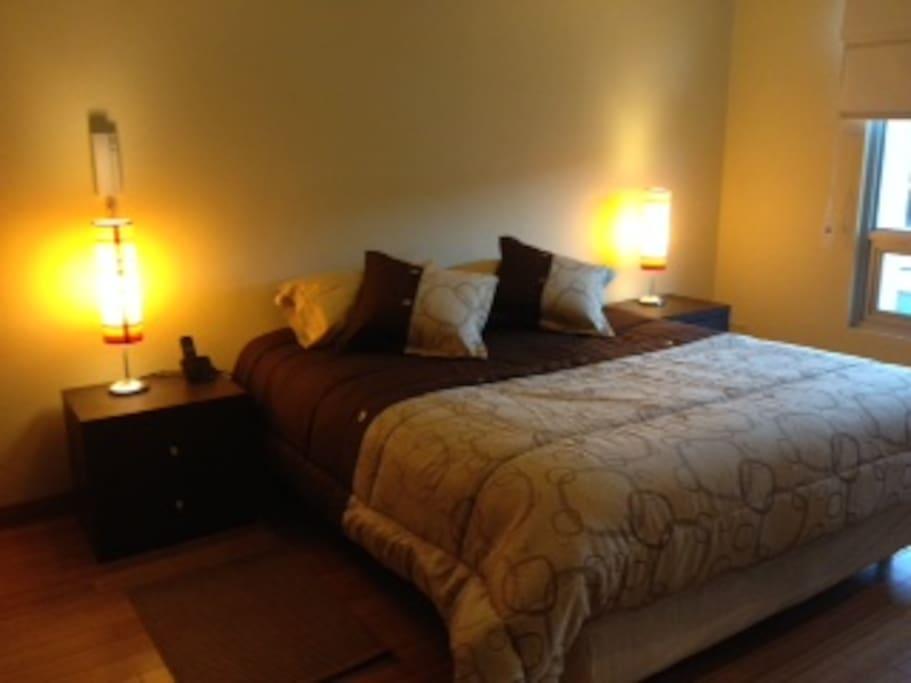 Bedroom/dormitorio