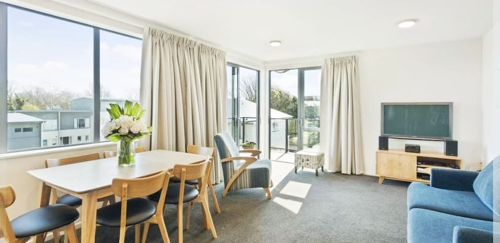 Christchurch Central Apartment @118 Bealey