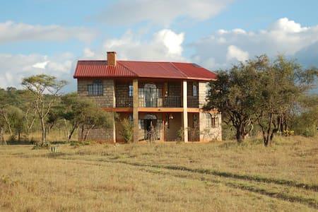 Manzonni house - Nairobi