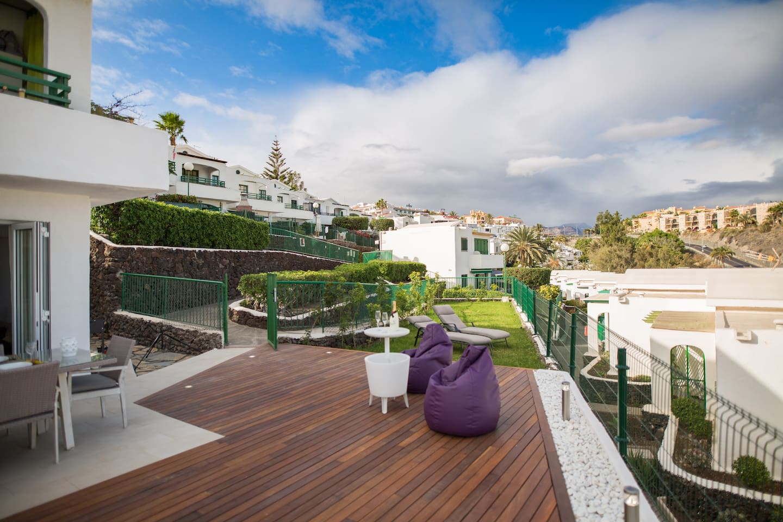 Bungalow Con Gran Terraza Apartments For Rent In Maspalomas