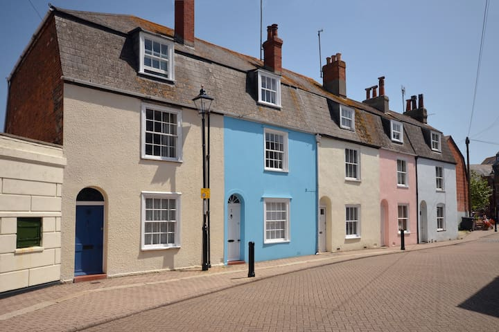 Blue Bay Cottage - Cove Street, Weymouth Harbour