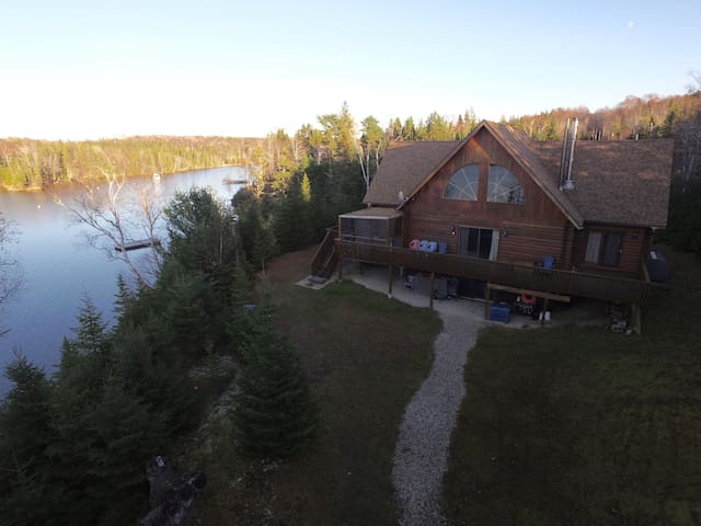 Cedar Cottage Apartment on the Bras D'or Lakes - Baddeck