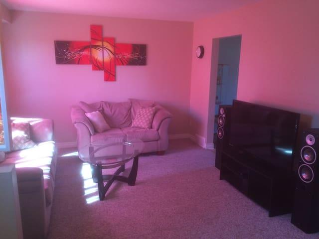"Shared "" Living Room """
