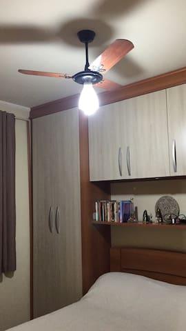 Apartamento aconchegante - Taubaté - Квартира