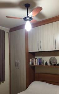 Apartamento aconchegante - Taubaté - 公寓
