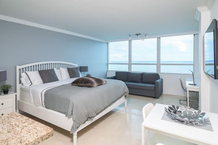 Beachfront Direct Oceanview - Miami Beach - Appartement
