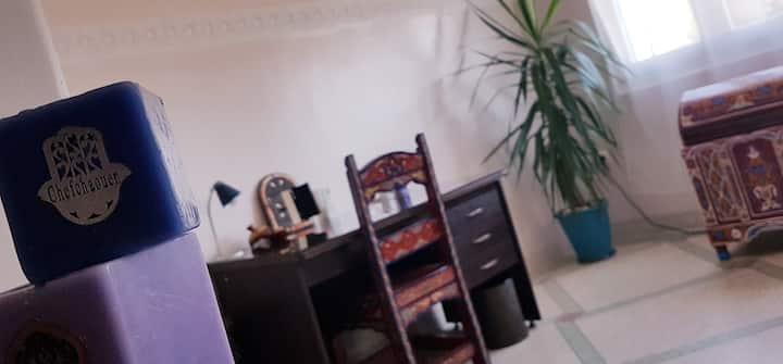 Dar Cherradi appartement meublé