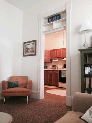 Sanctuary Apartment-all to yourself - Dubuque - Apartemen