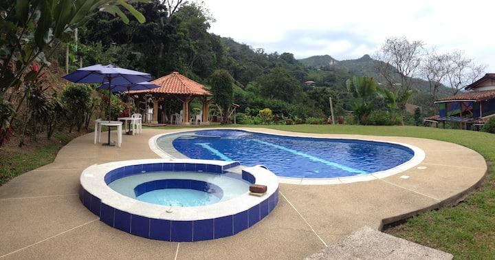 ALQUILER FINCA EN LA VEGA - CUNDINAMARCA -COLOMBIA