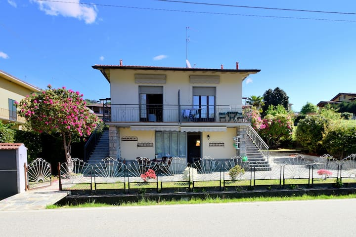 Comfortable Holiday Home in Verbania near Lake