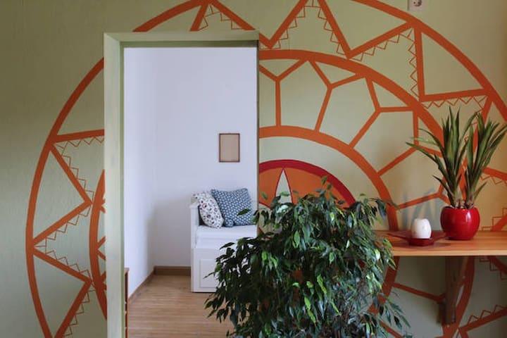 Nice apartment in Jena - Jena