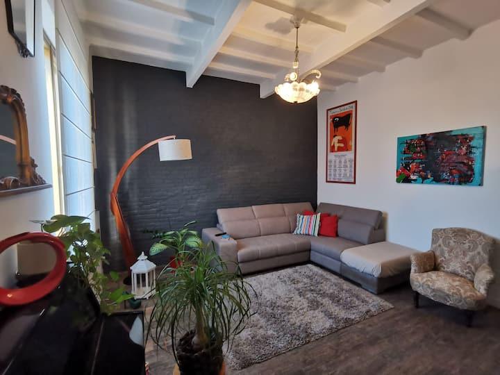 Appartamento a due passi dal centro storico.